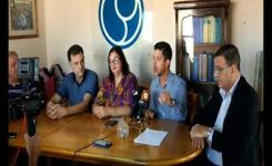 DESPIDOS INJUSTIFICADOS de docentes privados. Conferencia de prensa de SADoP