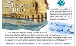 210° aniversario de la Revolución de Mayo