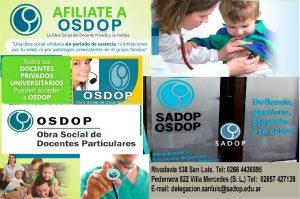 Lee más sobre el artículo OSDoP, la obra social del docente privado
