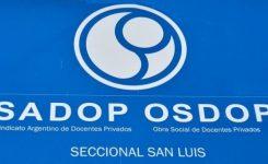 SADoP se pronuncia sobre el regreso a clases anunciado para el 10 de agosto