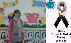 In memoriam: Seño Graciela Matilde Godoy